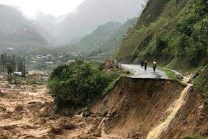 Lũ ống, lũ quét tại Lai Châu khiến 4 người mất tích, nhiều hộ dân phải sơ tán