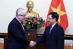 Phó Thủ tướng: Mong Australia tiếp tục cung cấp ODA cho Việt Nam