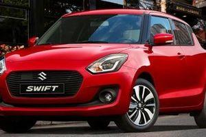 Khám phá tính năng trên Suzuki Swift 2019 đang được giảm giá 'sập sàn'