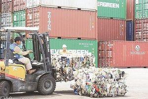 Khởi tố vi phạm về nhập khẩu phế liệu xảy ra tại Công ty Vĩnh Thành