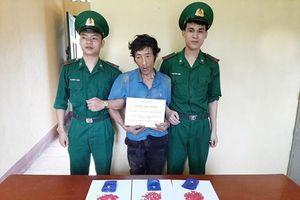 Thanh Hóa: Bắt quả tang đối tượng vận chuyển ma túy qua biên giới