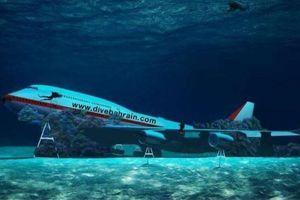 Nhấn chìm máy bay Boeing 747 để xây công viên dưới nước