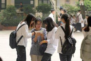 Đình chỉ thí sinh và giám thị vụ lộ đề thi Ngữ văn lên mạng tại Phú Thọ