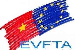 Hiệp định thương mại tự do Việt Nam – EU sẽ được ký vào 30.6