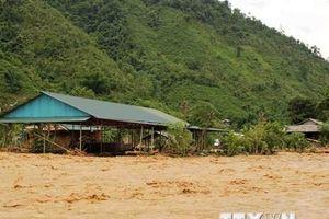 Lai Châu: Mưa lũ đột ngột đổ về gây nhiều thiệt hại