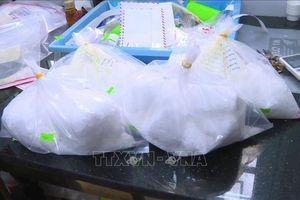 Tuyên án tử hình 3 đối tượng mua bán ma túy xuyên quốc gia