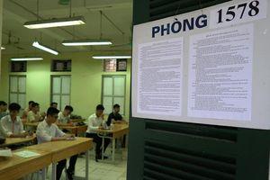 25 thí sinh vi phạm quy chế thi môn Ngữ văn