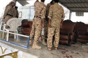 Phiến quân Houthi tấn công sân bay quốc tế của Arab Saudi