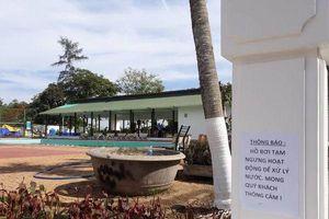 Tắm trong hồ bơi khách sạn, hai nam sinh ở Quảng Ngãi tử vong