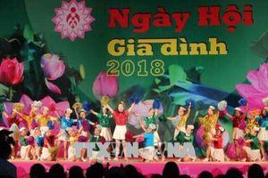 Tổ chức Ngày hội Gia đình Việt Nam 2019