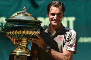 Federer được xếp hạt giống cao hơn Nadal tại Wimbledon 2019