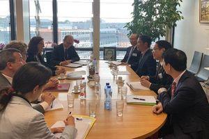 EVFTA sẽ được ký tại Hà Nội vào ngày 30/6/2019