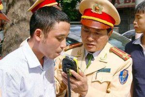 Bộ trưởng GTVT: Tăng nặng ngay mức phạt vi phạm nồng độ cồn