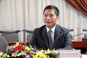 Bộ trưởng Trần Tuấn Anh: EVFTA sẽ giúp vị thế của Việt Nam mạnh lên rất nhiều