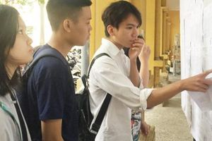 Bộ GD - ĐT đang xác minh, làm rõ việc lọt đề thi Ngữ văn ở Phú Thọ