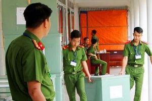 Chủ động đảm bảo an ninh, an toàn kỳ thi trung học phổ thông quốc gia