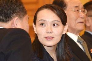 Tình báo Hàn Quốc: Em gái lãnh tụ Triều Tiên có thể đã lên chức