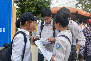 Đề thi môn Toán THPT Quốc gia mang tính phân loại học sinh, phổ điểm ở mức 6-8 điểm
