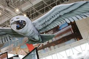 Nga gây choáng với khả năng cải trang 'thượng thừa' của máy bay không người lái