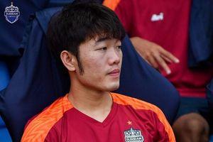 Lương Xuân Trường bất ngờ bị Buriram United hủy hợp đồng