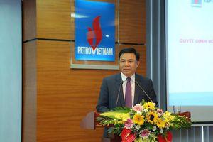 Tập đoàn Dầu khí có tân Tổng giám đốc 46 tuổi