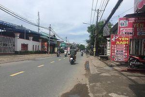 Báo cáo tiến độ mở rộng đường Nguyễn Duy Trinh cuối tháng 6