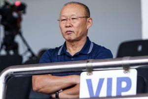 Ông Park không làm việc với VFF về tái ký hợp đồng