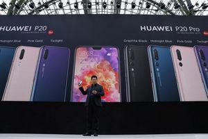 Các công ty Mỹ 'vượt rào' lệnh cấm, bán hàng cho Huawei