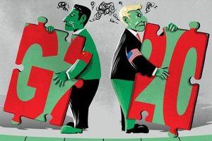Mỹ - Trung tiếp tục đối đầu, G20 chìm khuất trong thế giới vô định