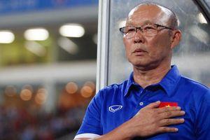 VFF thông tin 'nóng' về việc tái ký hợp đồng với HLV Park Hang-seo