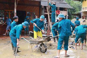 Các tỉnh miền núi phía bắc khắc phục hậu quả mưa, lũ