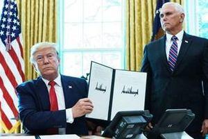 Mỹ đe dọa sẵn sàng tấn công trả đũa Iran