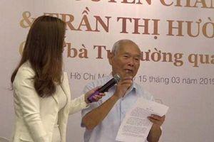 Diễn biến mới vụ tranh chấp tài sản gia đình bà Tư Hường: Người lao động lo lắng nguy cơ mất việc làm
