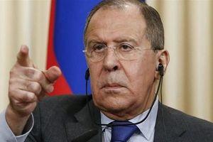 Ngoại trưởng Nga: Tuyên bố Moscow là 'kẻ xâm lược', Tổng thống Gruzia muốn kích động tâm lý cực đoan