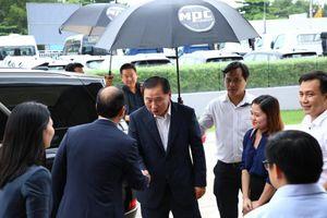 Lãnh đạo cấp cao tập đoàn Hyundai sang Việt Nam