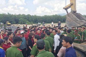UBND xã Tóc Tiên đề nghị xử lý 'chủ tịch địa ốc Alibaba' miệt thị cán bộ
