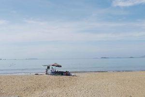 Công nhân xây dựng bị chết đuối tại bãi biển Quy Nhơn