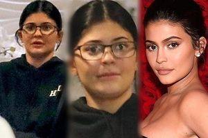 Cô út tỉ phú siêu gợi cảm nhà Kardashian hiếm hoi lộ mặt mộc