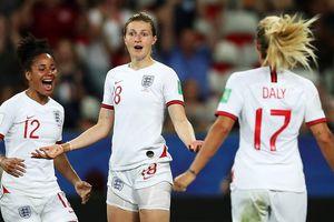 Điểm danh 8 đội vào tứ kết World Cup Women 2019