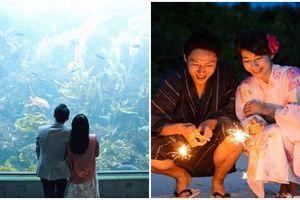 'Đổi gió' cho chuyện tình cảm bằng cách hẹn hò theo phong cách Nhật Bản