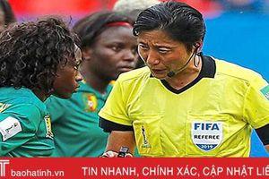 FIFA bác đề nghị cho trọng tài nam điều khiển World Cup nữ