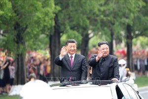 Thấy gì qua chuyến thăm Triều Tiên của Chủ tịch Trung Quốc?