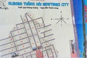 Dự án 'ma' của Alibaba tràn về Bình Thuận, chính quyền nóng ruột tìm kế sách