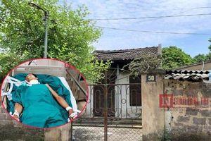 Vụ chồng giết vợ, đốt nhà rồi cắt cổ tự tử ở Ninh Bình: Phát hiện đơn ly hôn trên thi thể người vợ