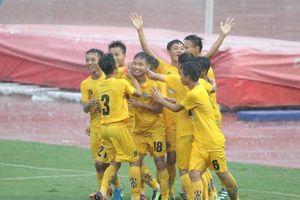 U15 Sông Lam Nghệ An đẩy Đà Nẵng trượt ngã trong cuộc đua vào chung kết