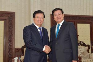 Khuyến khích doanh nghiệp Việt Nam tăng cường đầu tư vào Lào