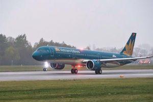 Vietnam Airlines hoãn chuyến bay Paris - Hà Nội do lỗi kỹ thuật