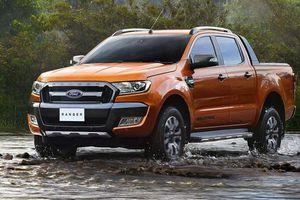 Triệu hồi 25 nghìn xe Ford Ranger tại Việt Nam khắc phục lỗi phanh