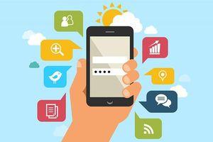 Quảng cáo trên thiết bị di động chiếm phần lớn tổng chi cho quảng cáo số