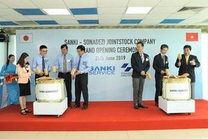 Công ty Sanki – Sonadezi chính thức đi vào hoạt động
